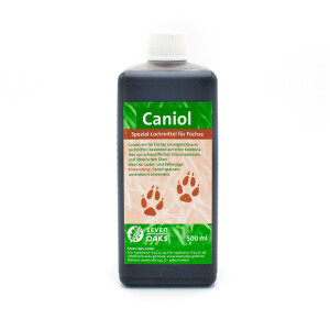 Caniol superlokstof voor de vossen