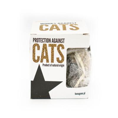Geurzakje als kattenverjager