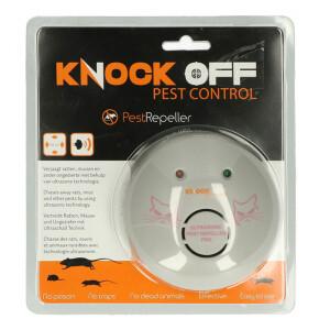 Elektrische muizenverjager voor 1 kamer