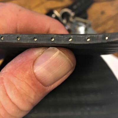 Raxit deur seal ongediertewering per meter