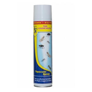 Topscore vliegenspray: Direct resultaat