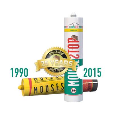 Mousestop de originele ongedierte weringspasta