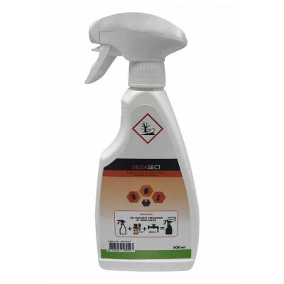 DeltaSect tegen kruipende insecten als kakkerlakken, mieren, zilver- en papiervisjes