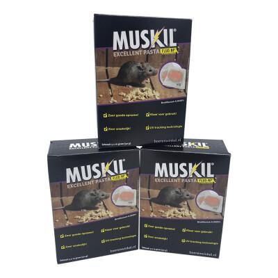 Compleet voordeel pakket Muskil pasta 3 stuks
